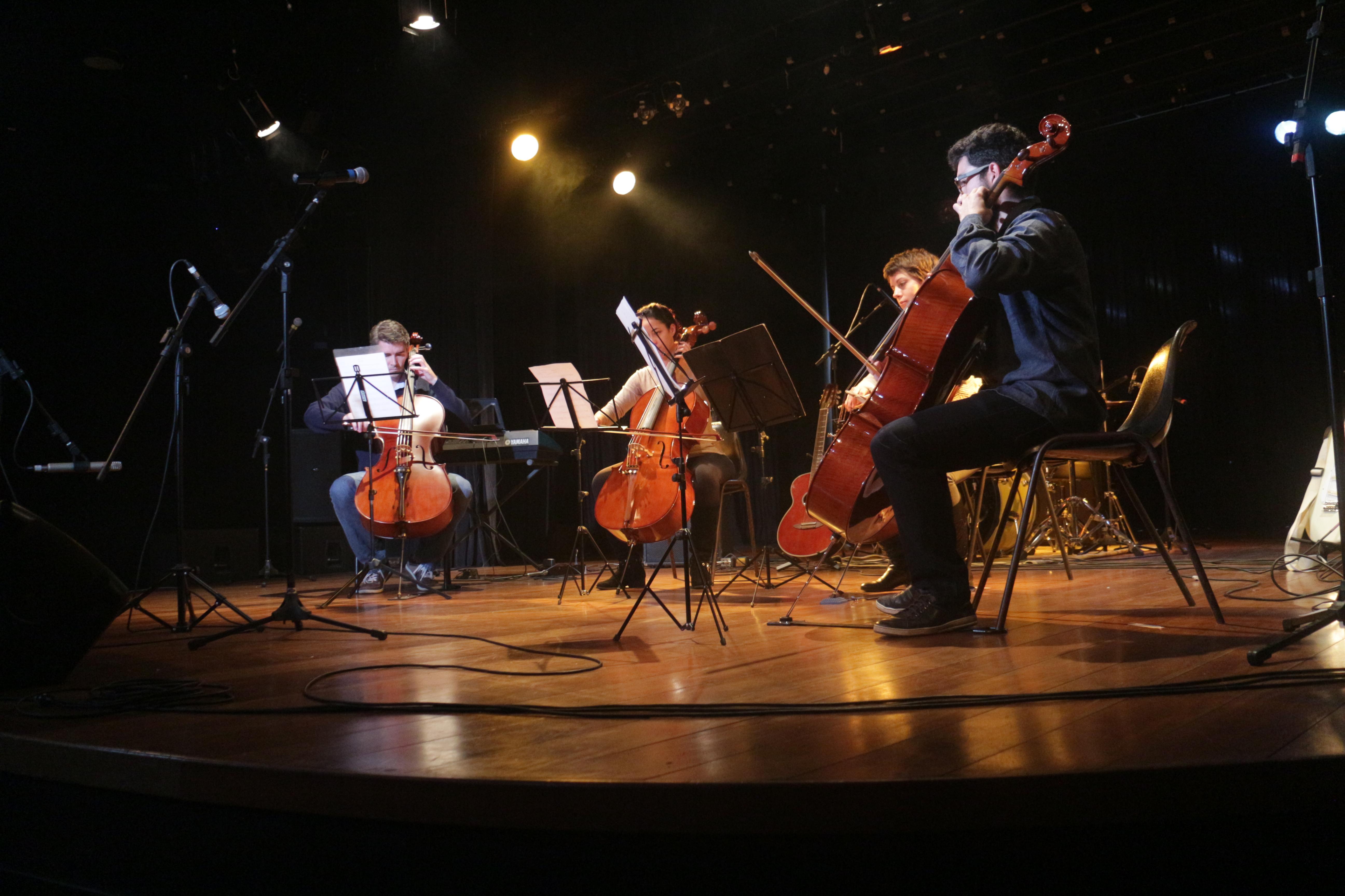Aulas de Violoncelo Curitiba